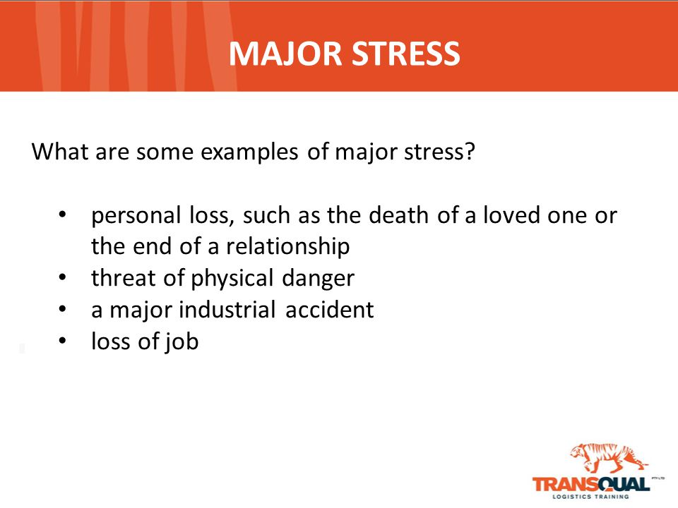 hltambpd401c manage personal stressors in the work