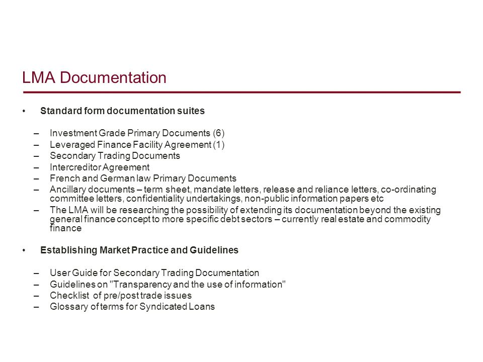 Introduction to the lma structure ppt download 12 lma documentation platinumwayz