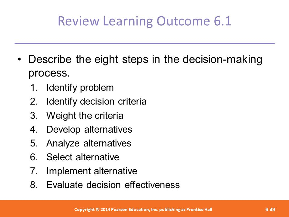 The 8 Threats To Effective Decision Making