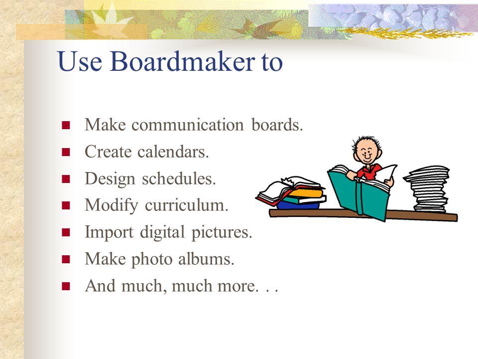 Calendar Design Using Photo : Ideas for using boardmaker ppt video online download