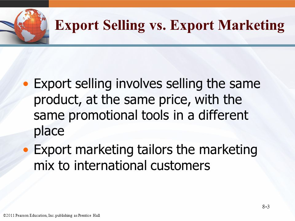 Importing exporting and sourcing ppt download export marketing fandeluxe Gallery