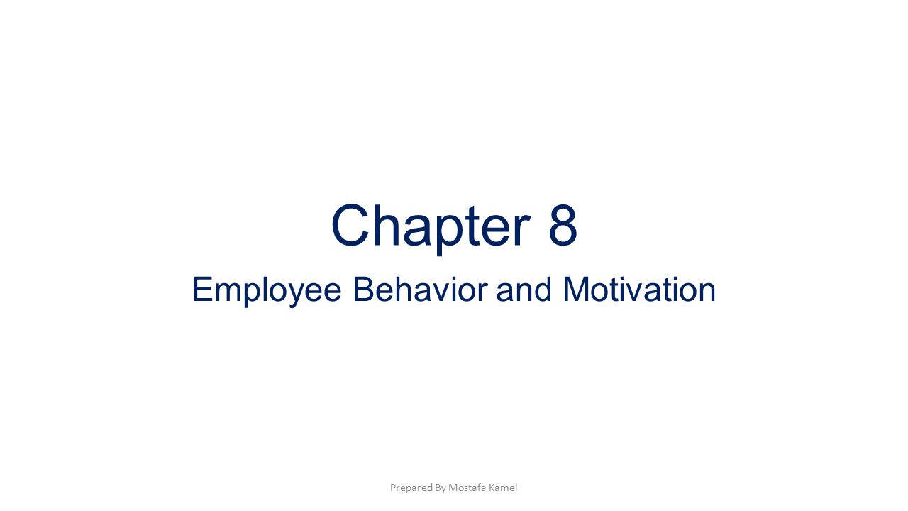 how to explain employees behaviour