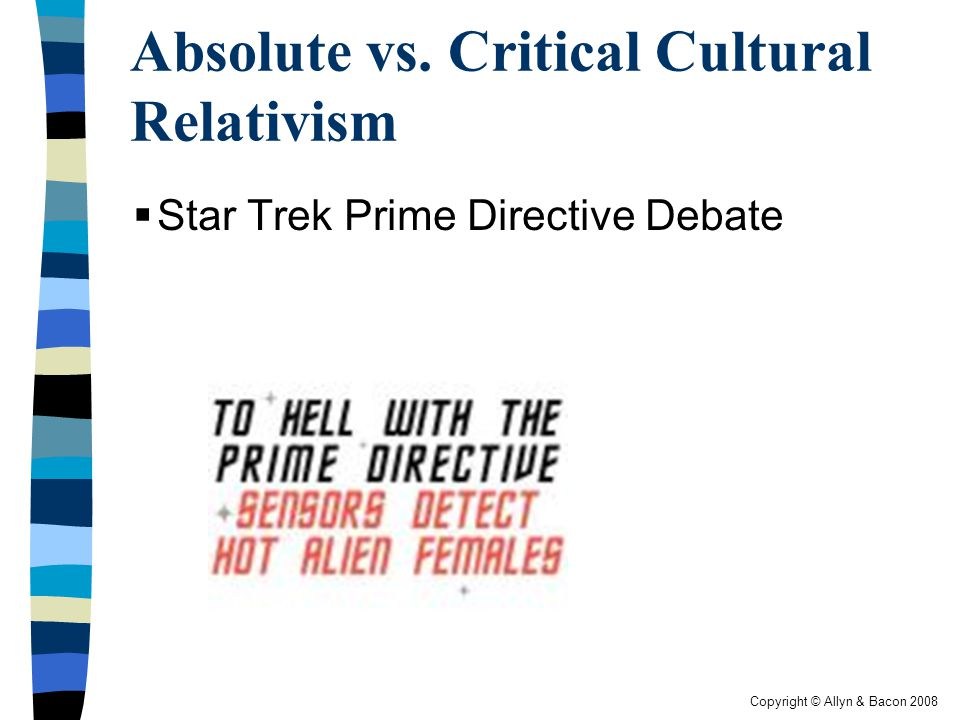 cultural relativism in anthropology pdf
