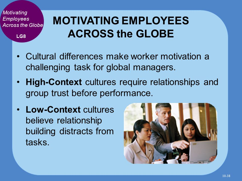 challenges in motivating employeess essay