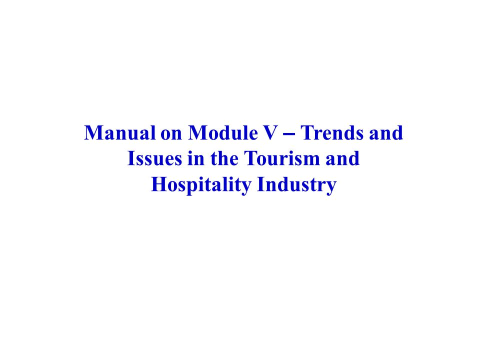 current issues in the hospitality tourism Tourism in pacific islands current issues and  at the school of hospitality and tourism  emailed to you on your routledgecom invoice or in the.