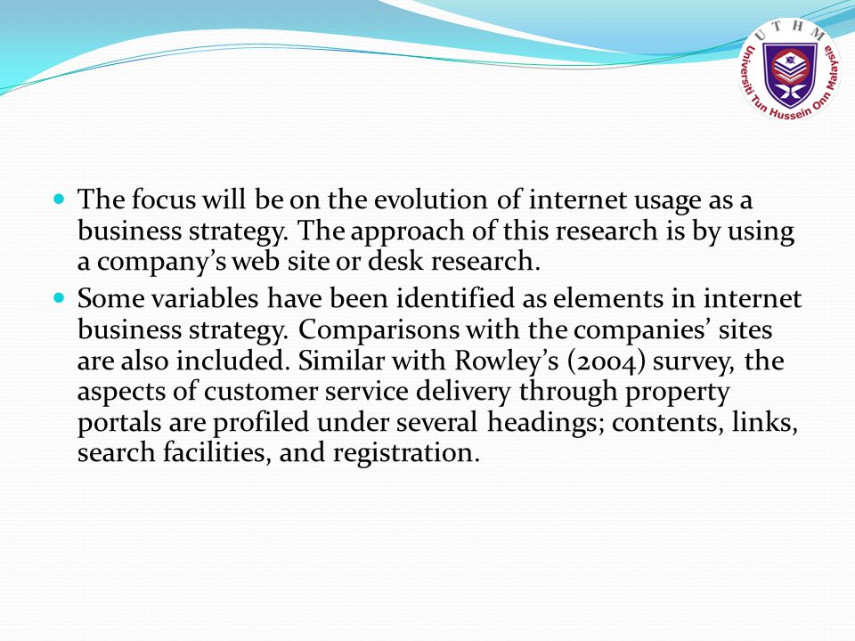 evolution site internet