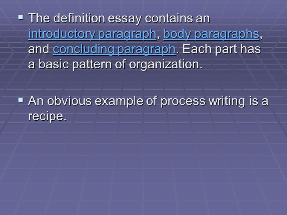 Essay Writing: The Basics