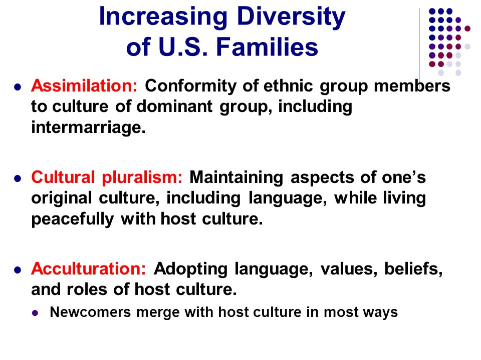The Roll of Cultural Diversity in Education