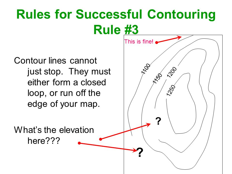 Reading And Interpreting Topographic Maps Ppt Video Online Download - What's the elevation here