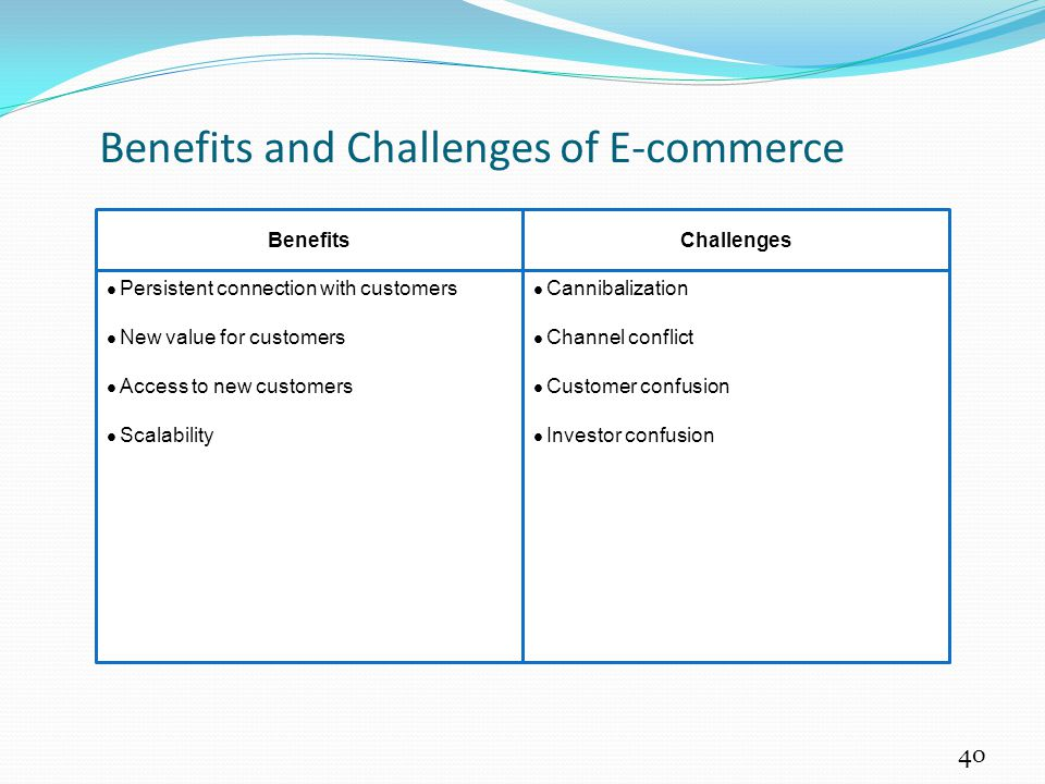 e commerce as a new way of reaching more customers 27042015 consumers today have more places and ways to shop than ever and they have increasingly shorter attention spans so if.