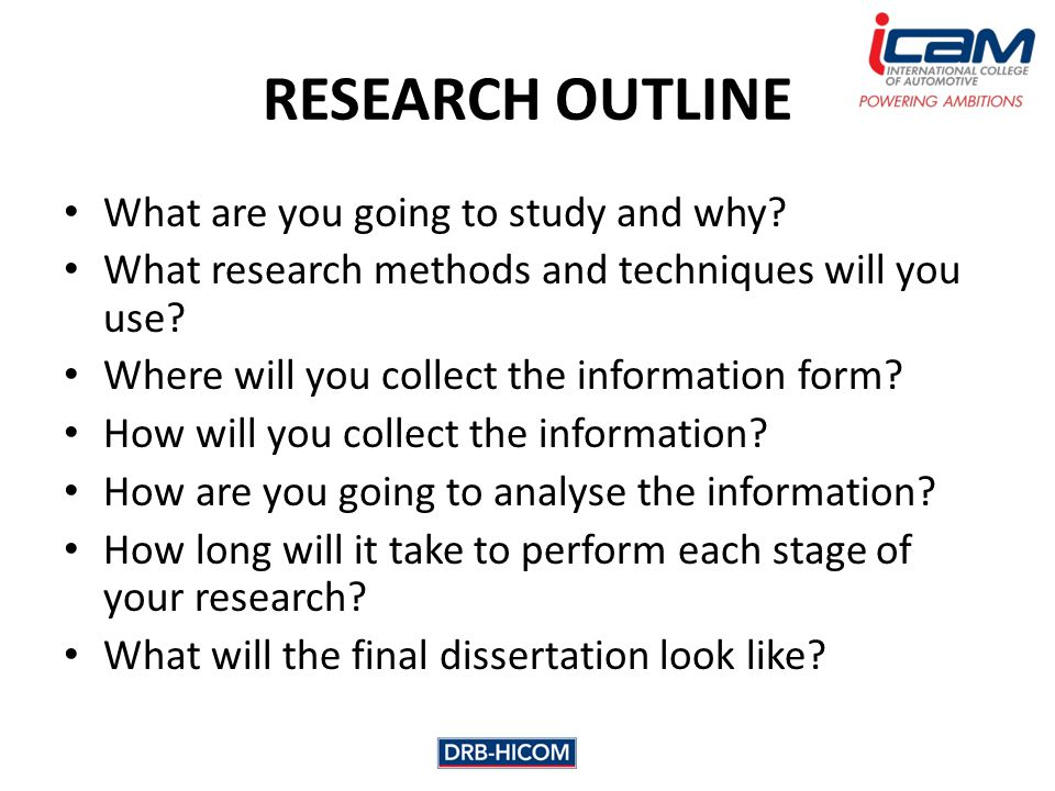 outline and explain two ways in How to: outlining a research paper a two level outline a two level outline is made up of headings for sections and subsection of a paper a heading is a short.