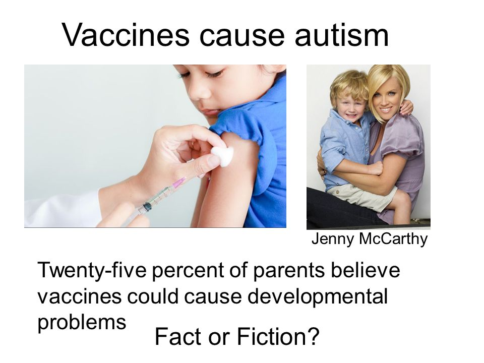 the controversial argument that mmr vaccines can cause autism in children In 1998, andrew wakefield and 12 of his colleagues published a case series in the lancet, which suggested that the measles, mumps, and rubella (mmr) vaccine may predispose to behavioral regression and pervasive developmental disorder in children.