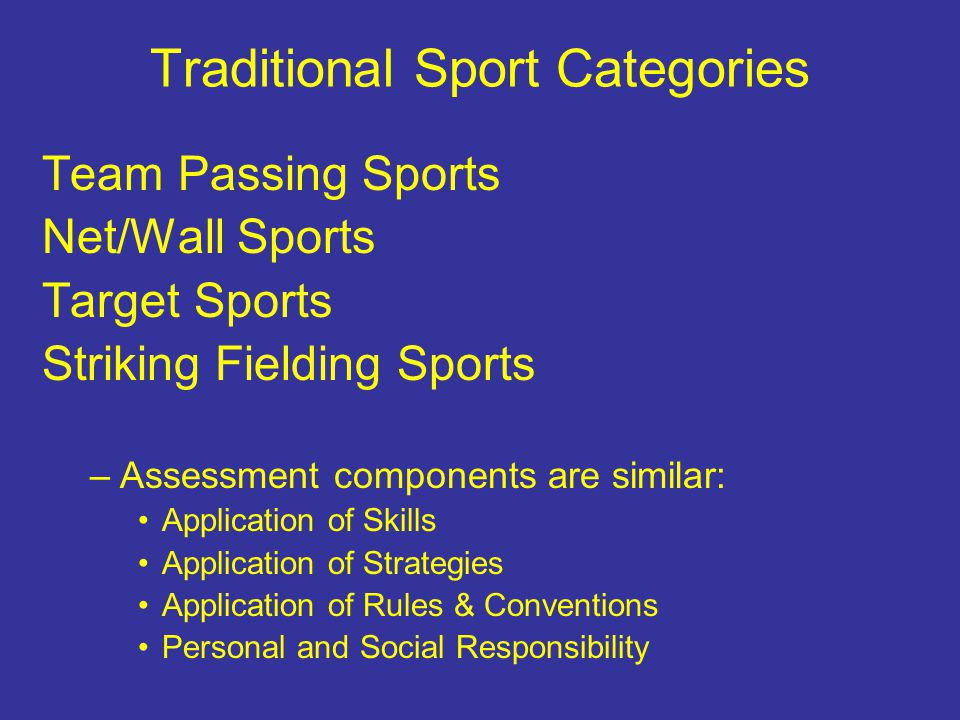 characteristics of individual team and dual sport Start studying sports psychology chapter 8 of task and social cohesion on sports teams=individual task characteristics (individual v team sports.