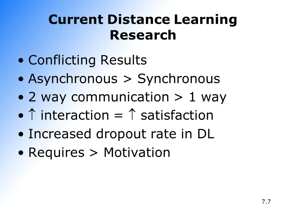 """research and distance learning University of illinois springfield from the website, """"the international review of research in open and distance learning is a refereed."""
