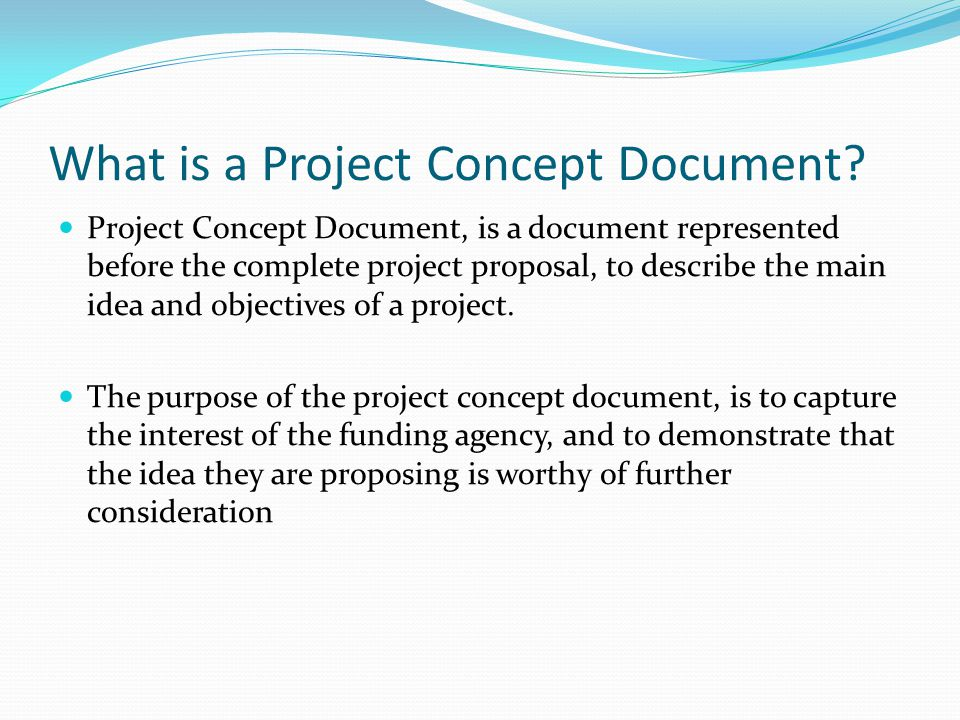 project document Project management can create a lot of paperwork, and it's not always the stuff you want or need let's talk about the essentials here are nine documents that no self-respecting project should be without.