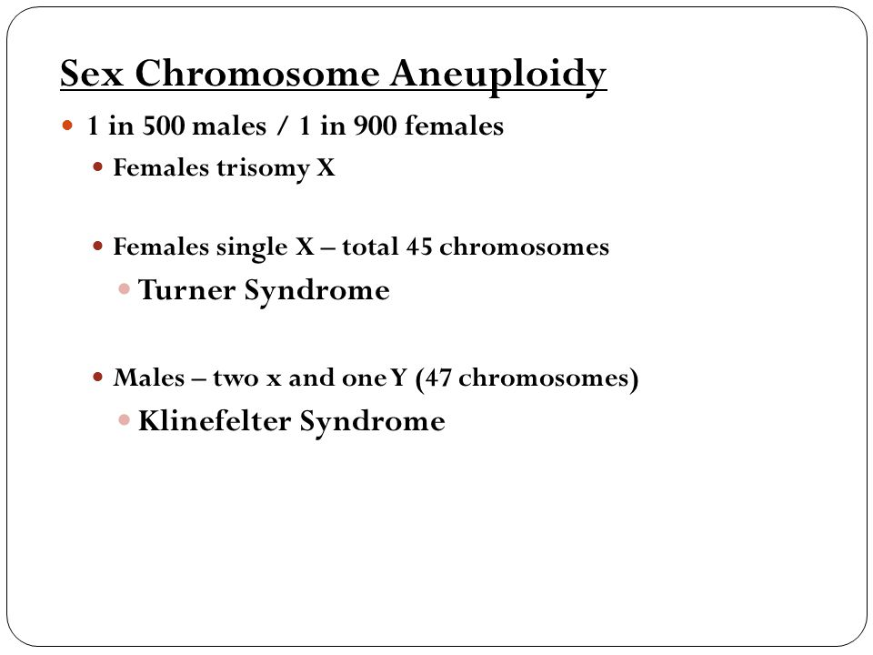 chromo sex chat Cri du chat syndrome, also known as chromosome 5p deletion syndrome, 5p- (said minus) syndrome or lejeune's syndrome, is a rare genetic disorder due to a missing part (deletion) of chromosome 5 its name is a french term (cat-cry or call of the cat) referring to the characteristic cat-like cry of affected children.