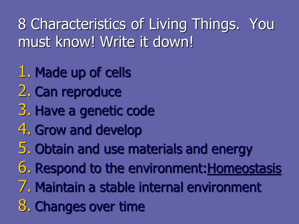 8 characteristics of life lessons tes teach