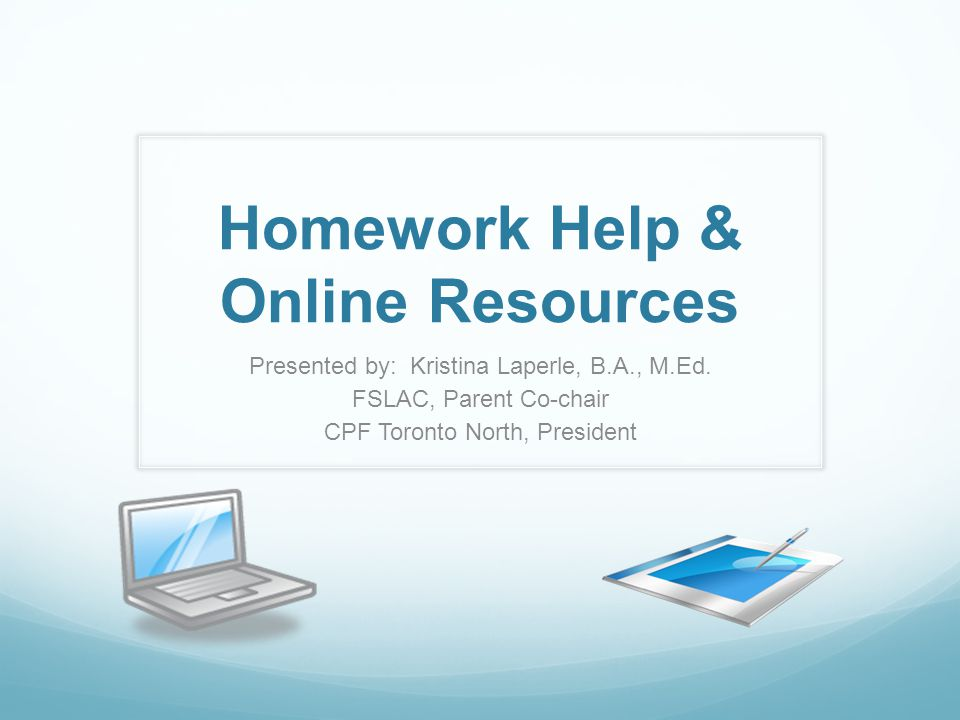 Help with homework online free