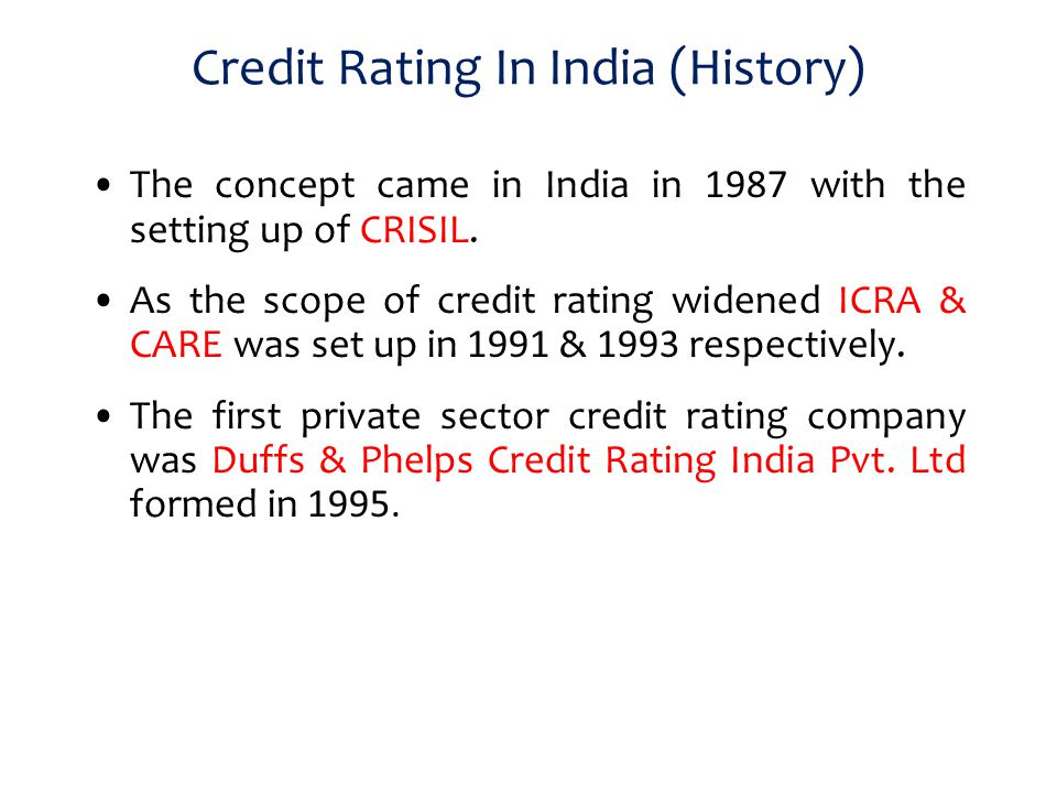 indian credit ratings Standard & poor's credit rating for pakistan stands at b with stable outlook moody's credit rating for pakistan was last set at b3 with stable outlook fitch's credit rating for pakistan was last reported at b with negative outlook in general, a credit rating is used by sovereign wealth funds.