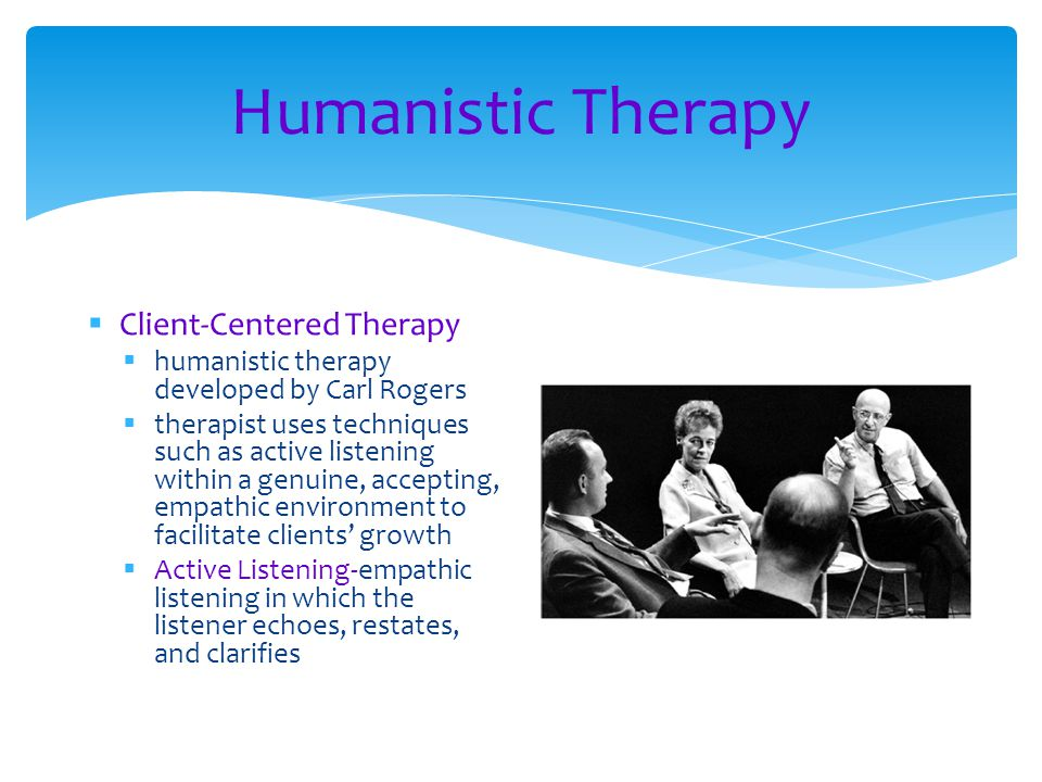 humanistic counselling Through a process rogers called person-centered therapy, the therapist seeks to provide empathy, openness journals related to the humanistic approach journal of humanistic psychology--published by the association for humanistic psychology.