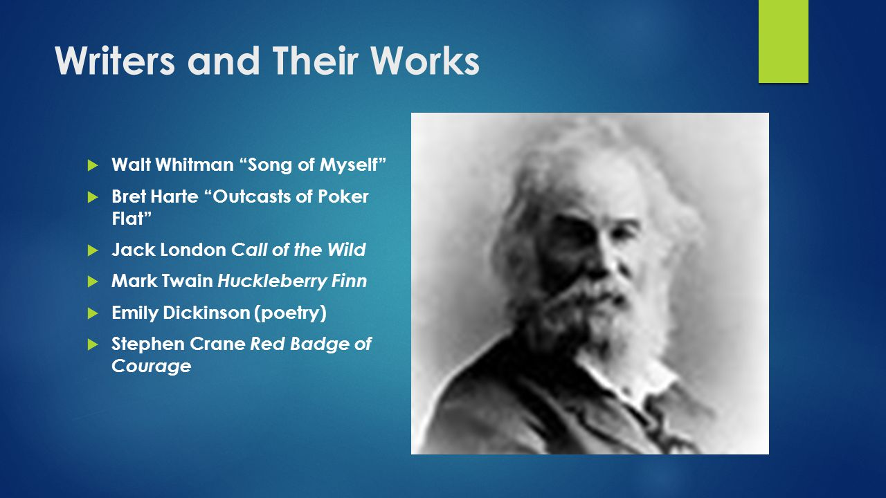 walt whitmans influence on poetry essay Walt whitman: poems study guide contains a biography of walt whitman,  literature  major themes, characters, and a full summary and analysis.