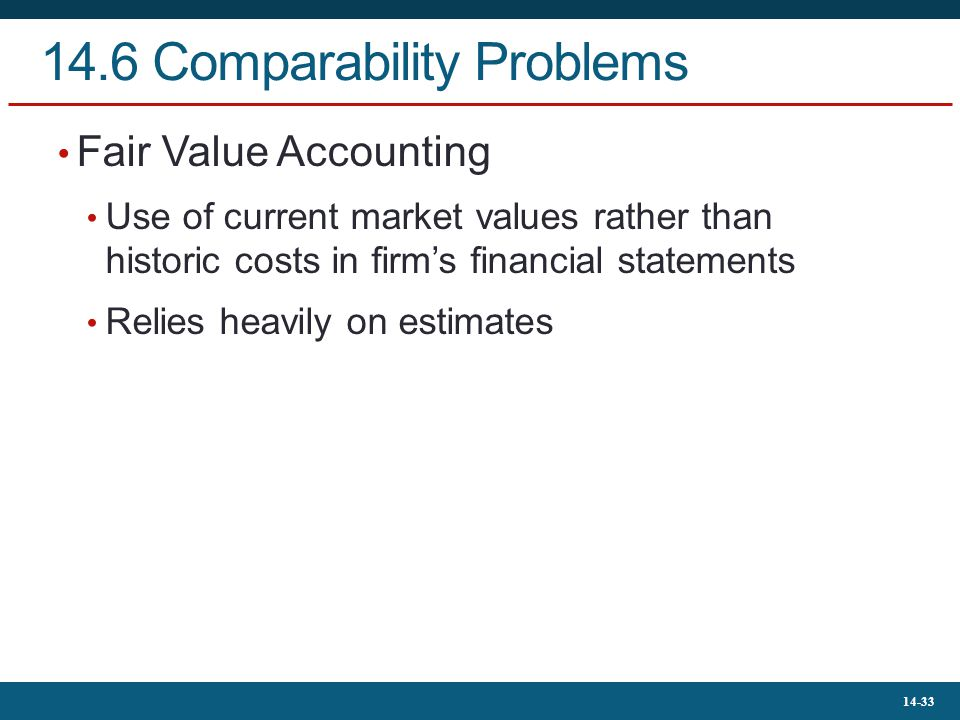 fair value in financial reporting problems 295 importance of fair value to users of financial statements   594 fair  value reporting challenges facing smes in the agricultural sector in ghana.