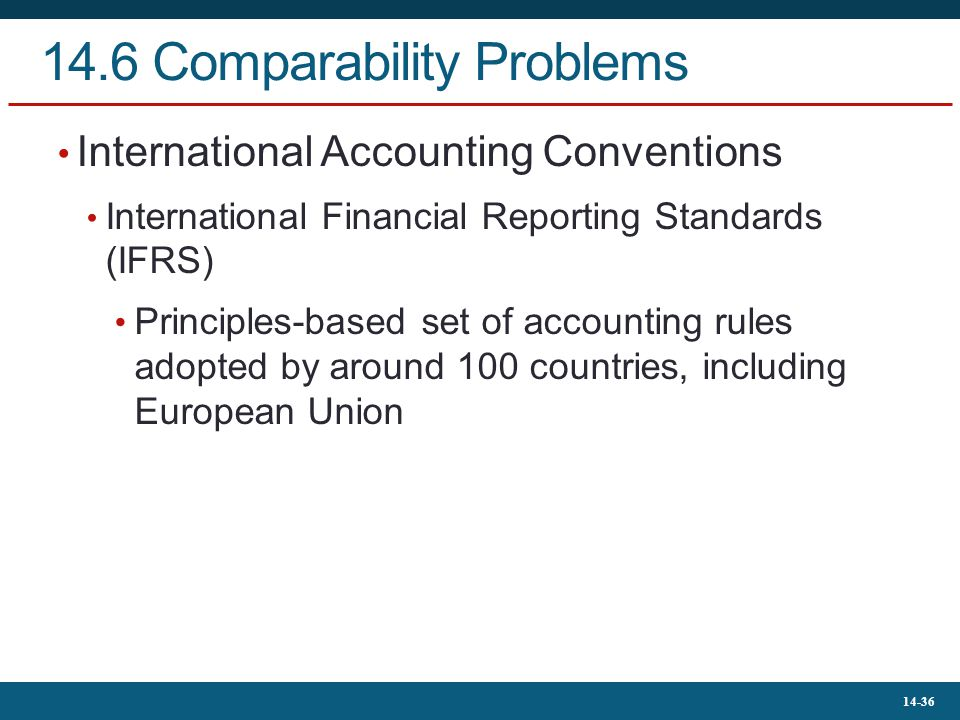 accounting standards setting approach principles based vs rules based Of rules-based and principles-based approaches to rules, principles and sarbanes-oxley the accounting period with the provisions set.