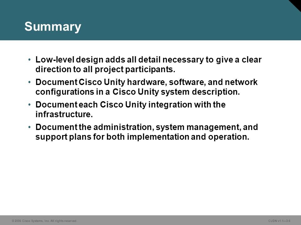Final design and implementation ppt video online download for Network design and implementation plan