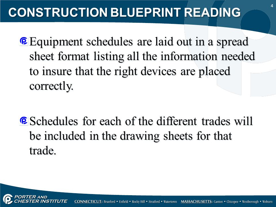 Construction blueprint reading ppt video online download construction blueprint reading malvernweather Gallery
