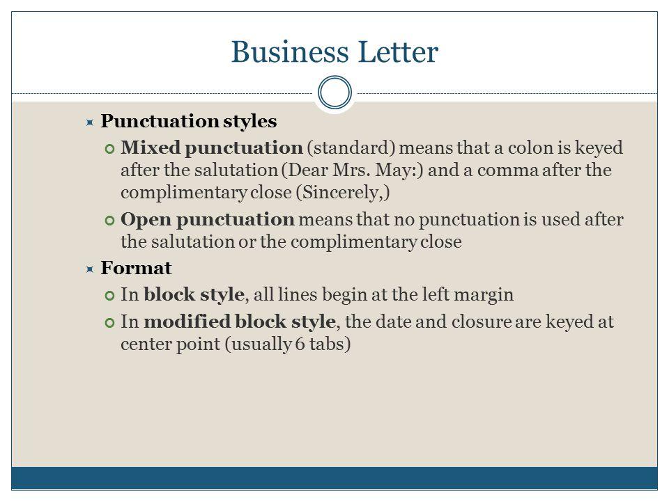 Resume Business Letter Amp Memo
