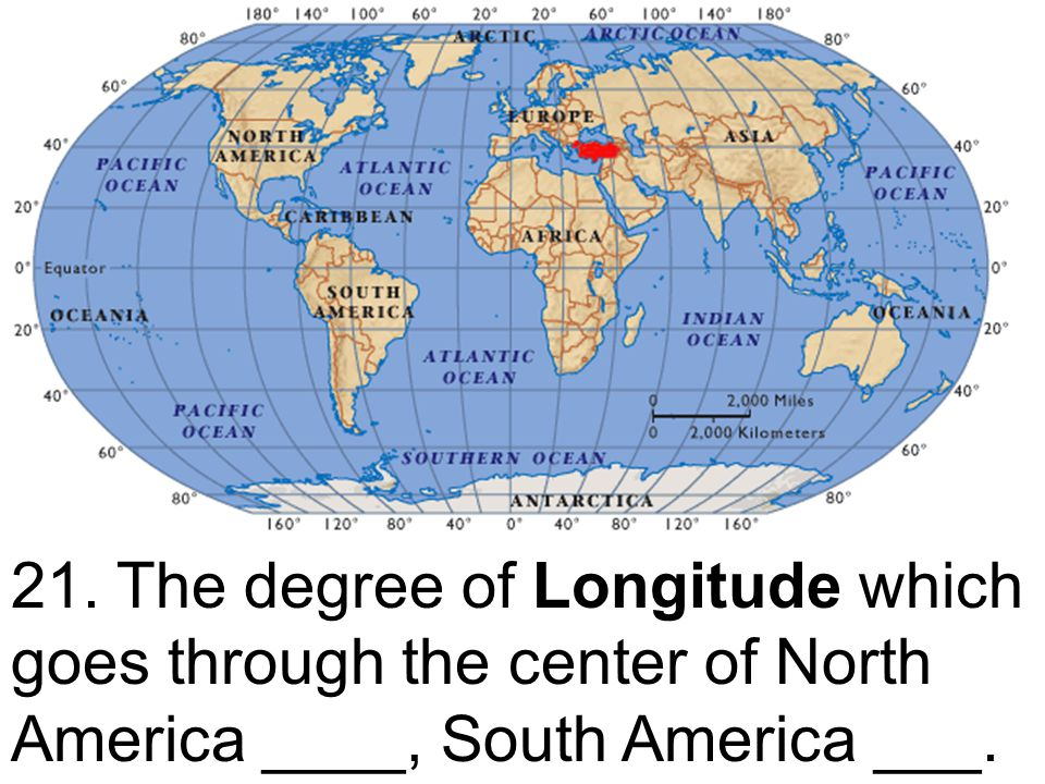 Cardinal Directions Are North East South And West Ppt Video - Usa map north south east west