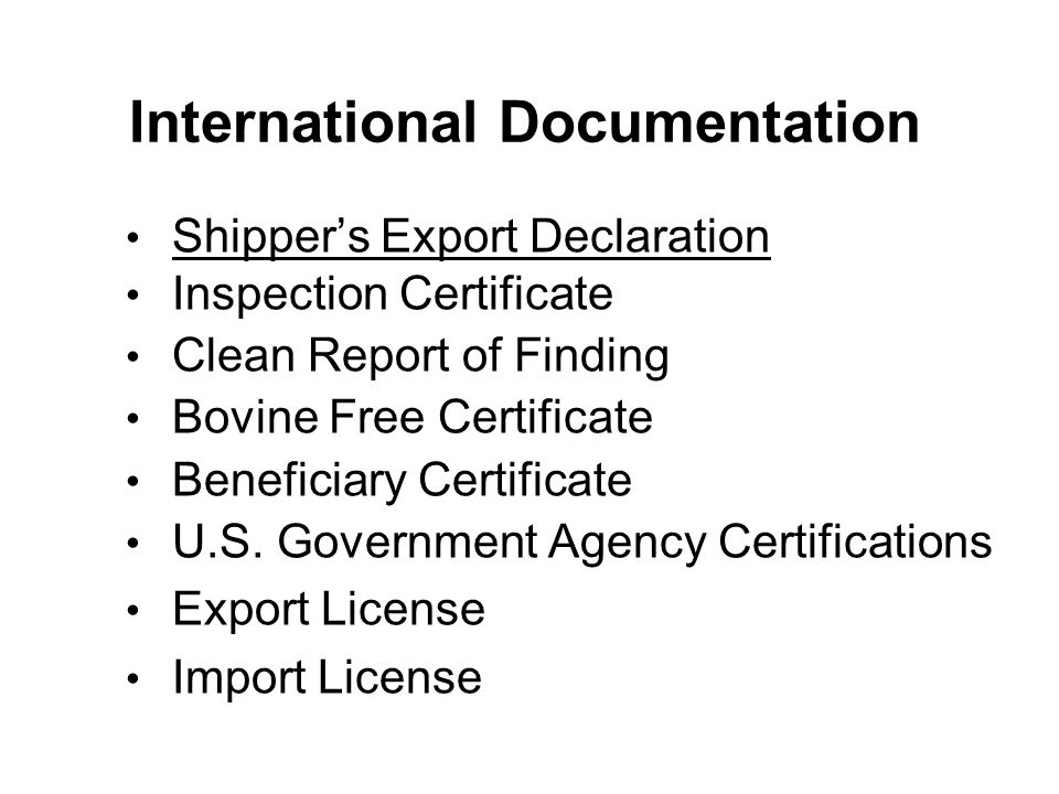 Responding to inquiries from potential customers ppt download 21 international documentation yadclub Image collections