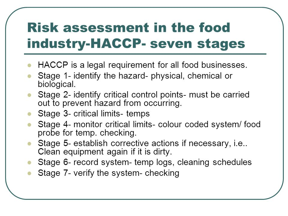 foreign materials in food products Food-related guidance documents, manufacturing processes, food facility registration, haccp, retail food protection, imports/exports, and federal/state programs.