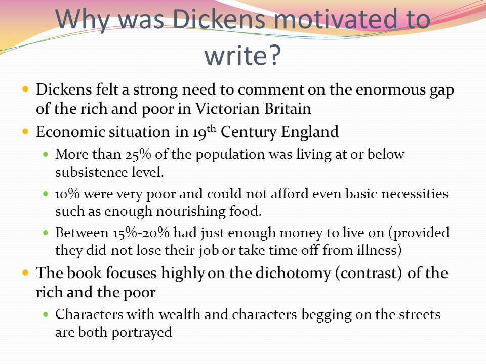 how does dickens introduce the main A christmas carol is the origin and the source of what is now a totally hokey and clichéd trope of the story about a corrupt guy who gets a ghost or two to help him see how he needs to change.