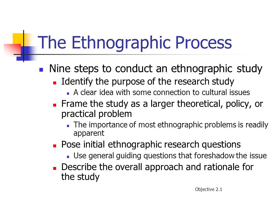 How to... use ethnographic methods and participant observation