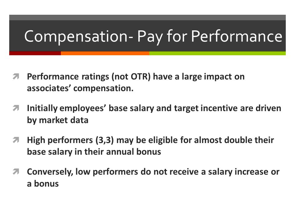 reimbursement and pay-for-performance essay Essay on reimbursement and pay-for-performance in healthcare - pay-for- performance (p4p) is the compensation representation that compensates.