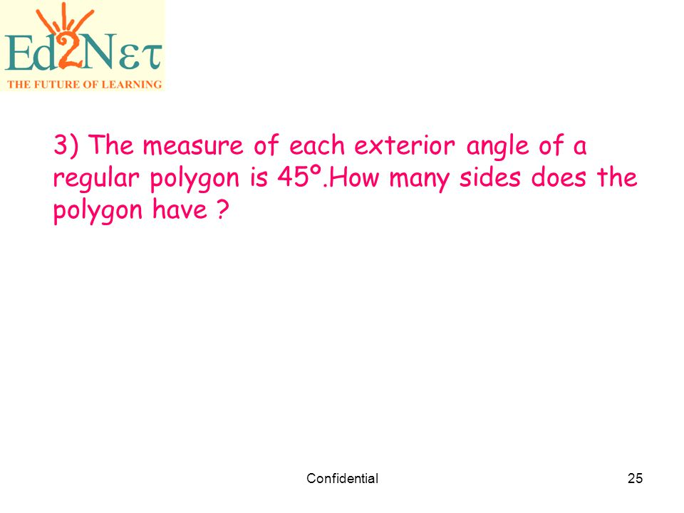 What Is The Sum Of Interior Angles Of A Nonagon Sum Of Interior And Exterior Angles In Polygons