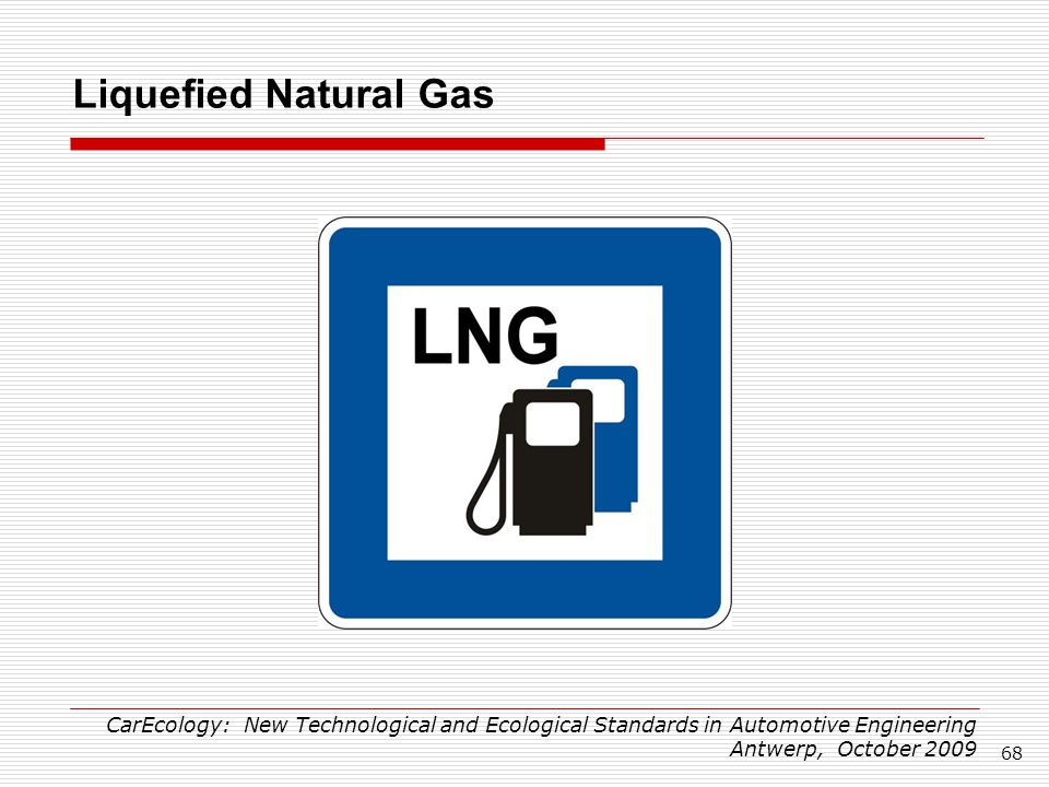 How Can Natural Gas Be Turned Into A Liquid