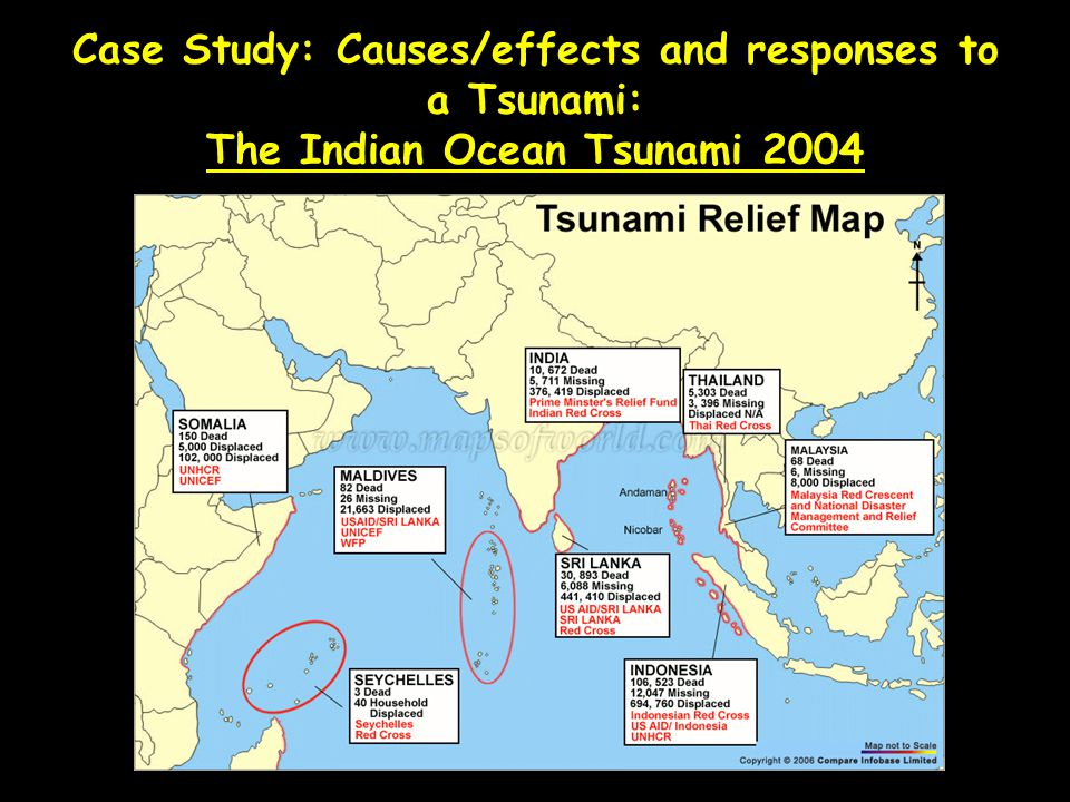 Disaster asian tsunamis