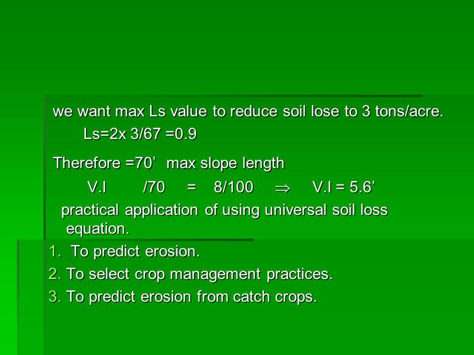 age 505 soil and water conservation ppt video online. Black Bedroom Furniture Sets. Home Design Ideas