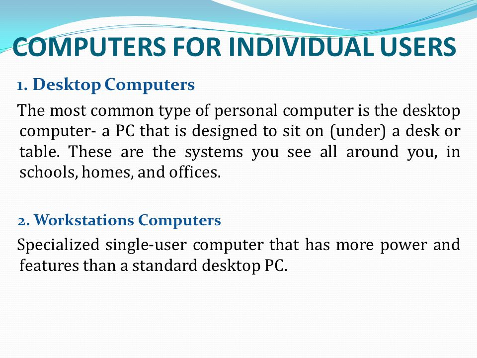 What is Computer? A computer is an electronic device that ...