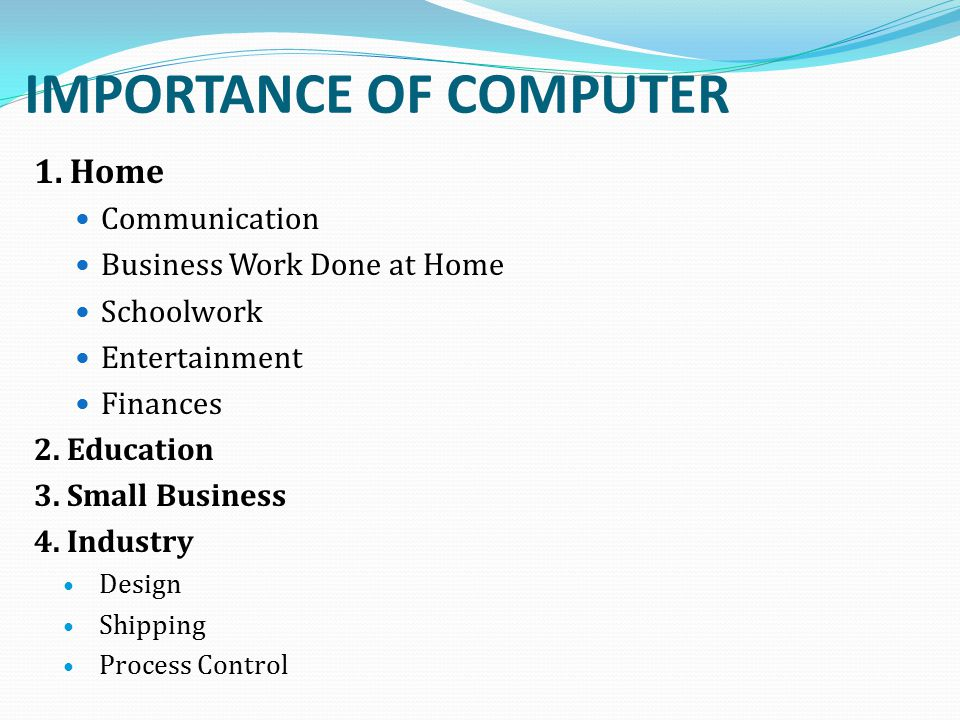 What Is Computer A Computer Is An Electronic Device That