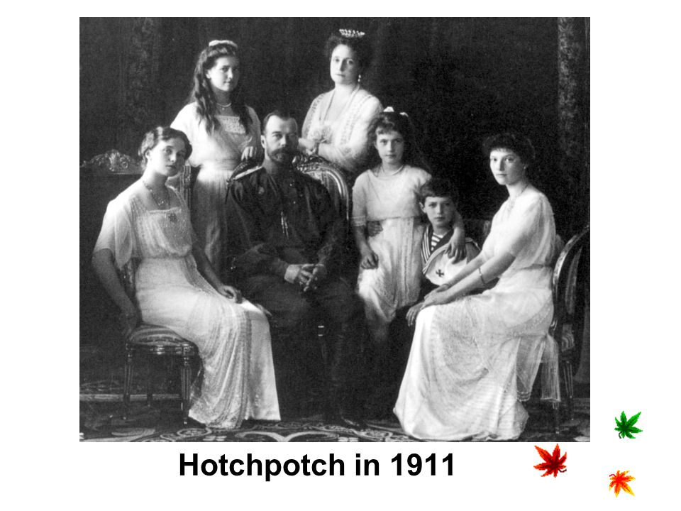 Hotchpotch in 1911