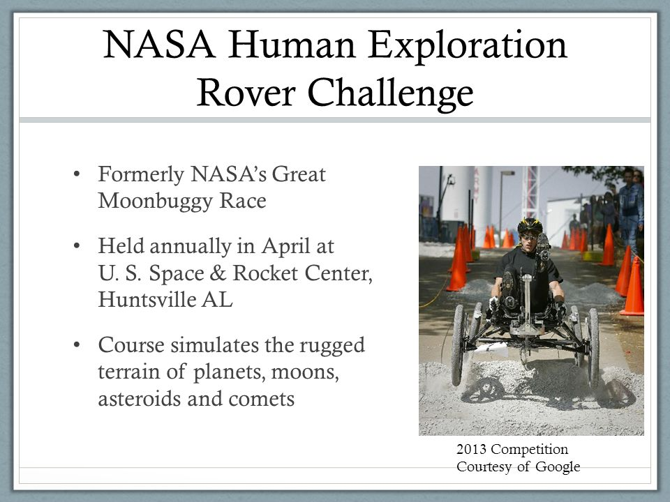 nasa exploration design challenge - photo #10
