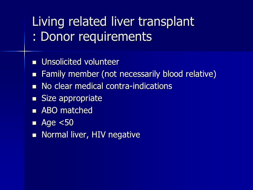 an introduction to the living liver donation Keywords comparative health law, living organ donation, living tissue donation,  minors,  introduction: considering minors as living donors.