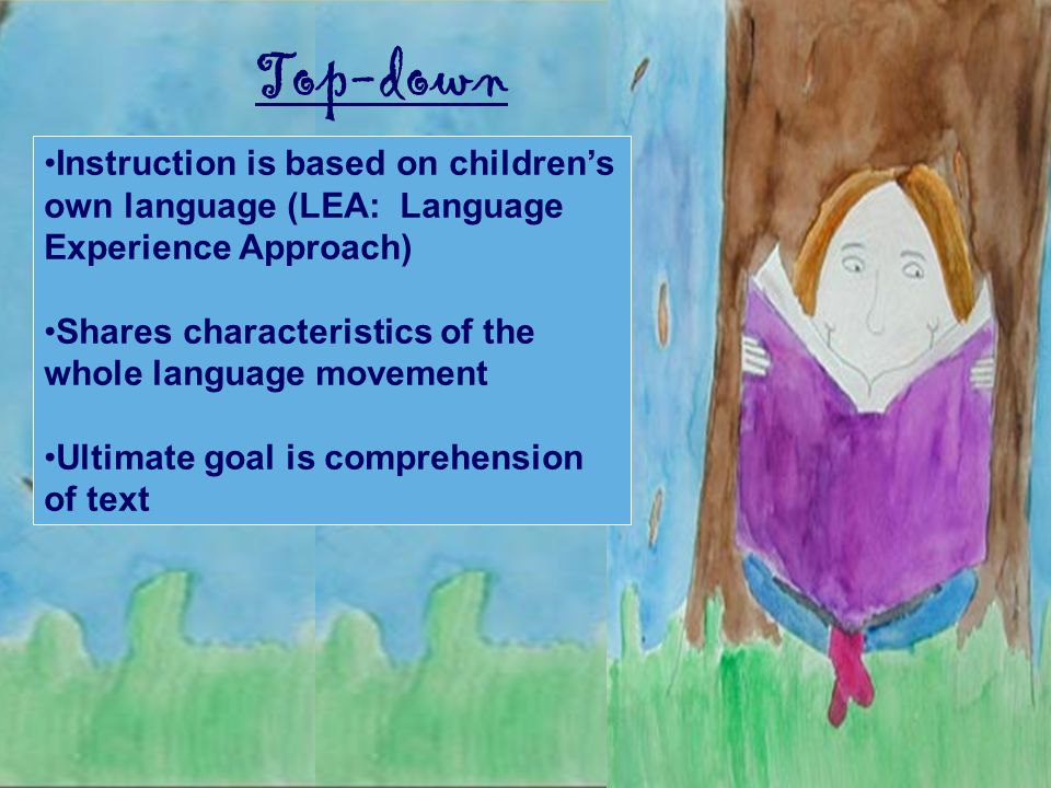 Using Multiple Methods of Beginning Reading Instruction