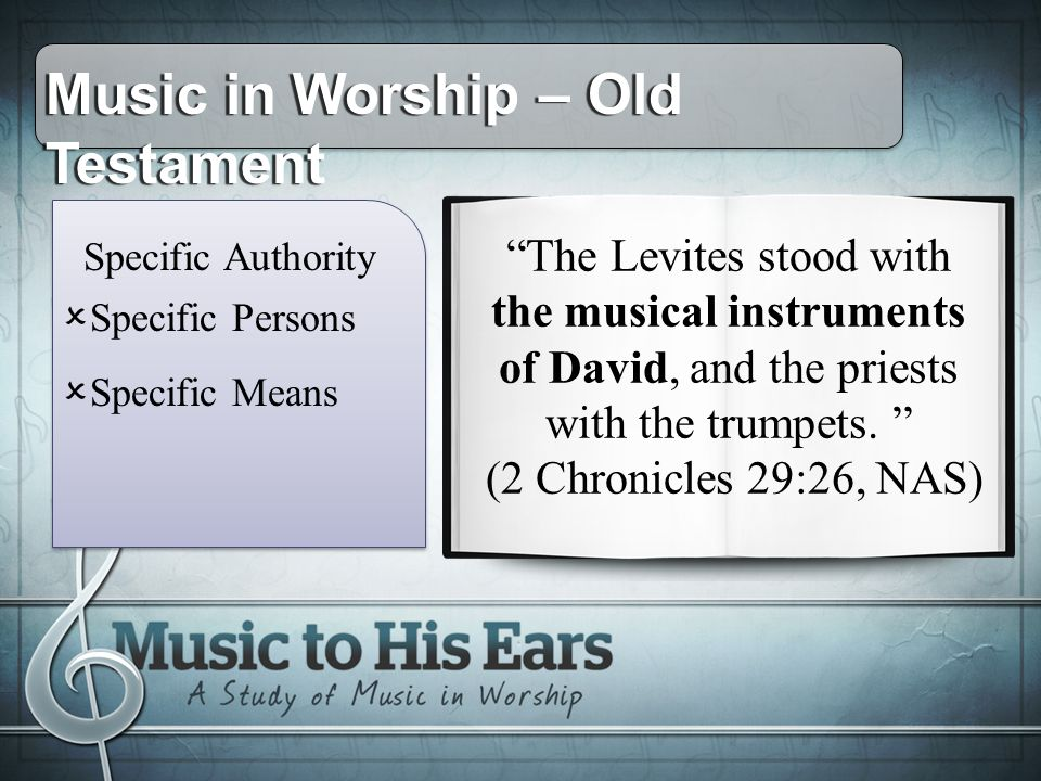 worship in the old testament pdf