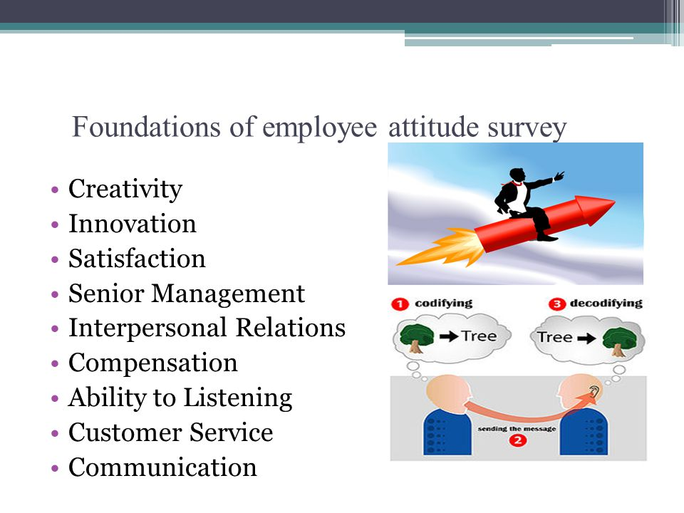 employee attitude and job satisfaction ppt Locus of control and job satisfaction: psu employees  (2002) has argued that job satisfaction is an attitude but points out that researchers should.