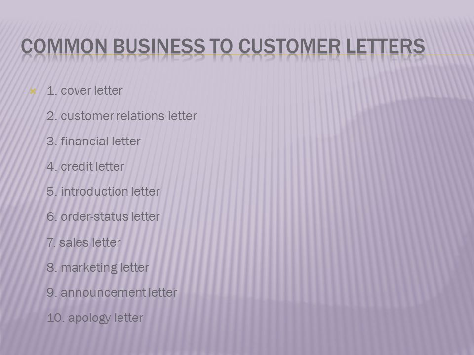 309 Amp 405 Write Internal And External Business