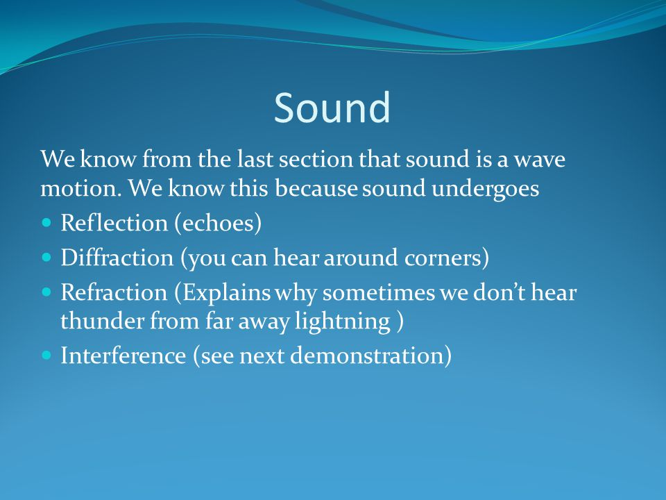 sound of waves don t use Students will be divided into four groups after group assignment, each student in the group will select one topic on which to do outside research two deferent.